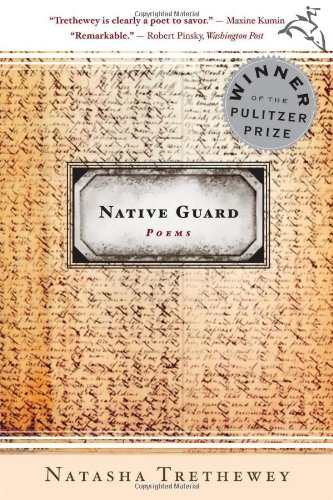 9780618604630: Native Guard: Poems