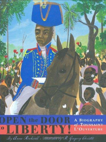 9780618605705: Open the Door to Liberty
