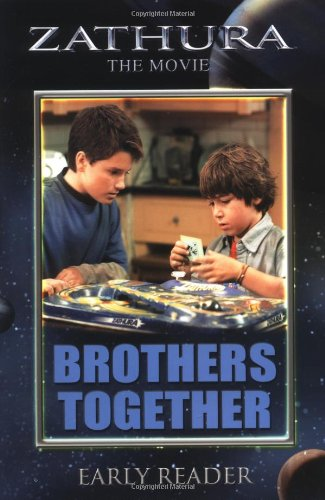 9780618605804: Zathura The Movie: Brothers Together Early Reader