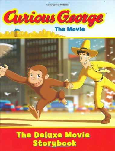 9780618605859: Curious George the Movie: The Deluxe Movie Storybook