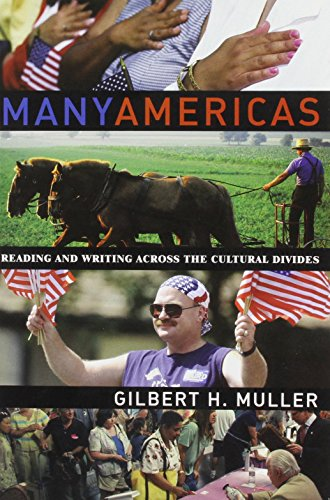 9780618608287: Many Americas: Reading and Writing Across the Cultural Divides