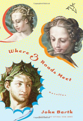 9780618610167: Where Three Roads Meet: Novellas (.)