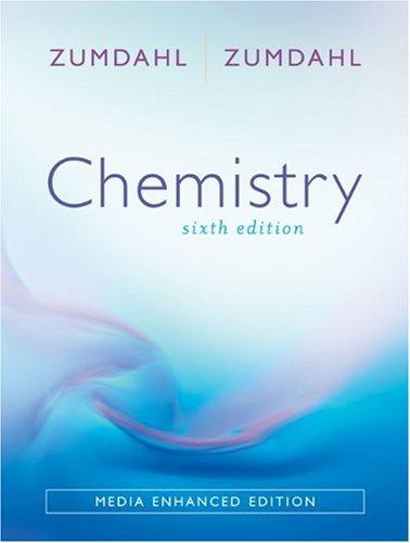 9780618610327: Chemistry: Media Enhanced Edition