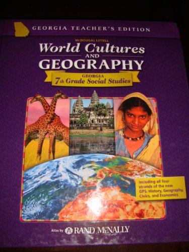 9780618610839: World Cultures & Geography Grade 7
