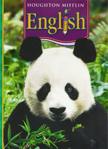 9780618611171: Houghton Mifflin English: Student Edition Consumable Grade 1 2006