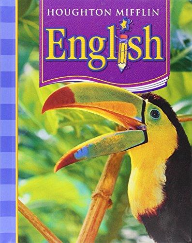 9780618611201: Houghton Mifflin English: Student Edition Non-Consumable Level 4 2006