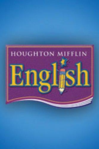 9780618611225: Houghton Mifflin English (Level 6)