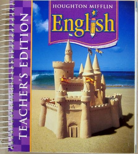 9780618611270: Houghton Mifflin English: Teacher's Edition Grade 3 2006