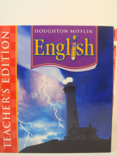Houghton Mifflin English: Teacher's Edition Level 6 2006: MIFFLIN, HOUGHTON