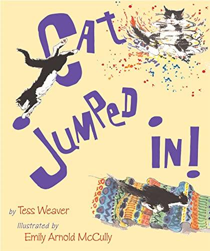 9780618614882: Cat Jumped In!