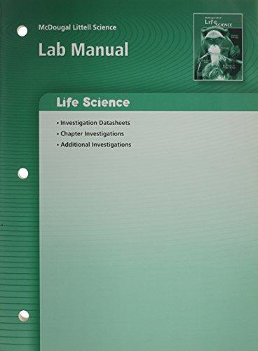 9780618615360: MCDOUGAL LITTELL SCIENCE (Middle School Science)