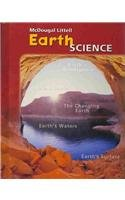 9780618615384: McDougal Littell Science: Student Edition Grade 6 Earth Science 2006