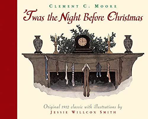'Twas the Night Before Christmas (0618616829) by Clement Clarke Moore
