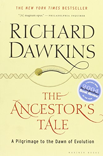 9780618619160: The Ancestor's Tale: A Pilgrimage to the Dawn of Evolution