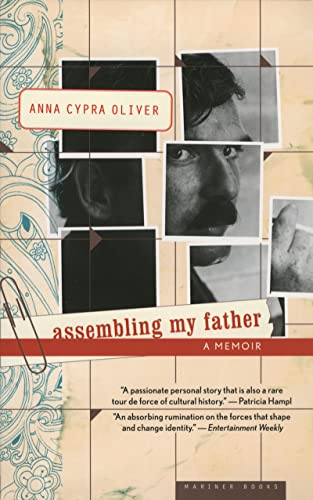 9780618619320: Assembling My Father: A Daughter's Detective Story
