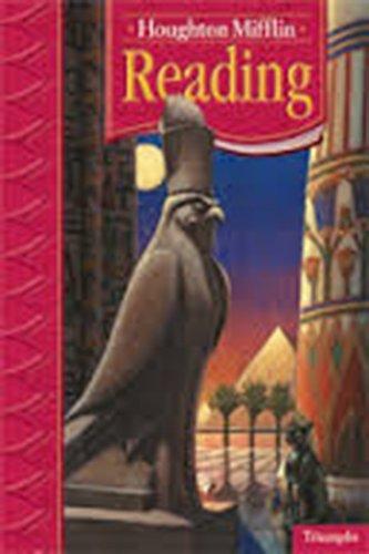 9780618619436: Reading: Triumphs, Level 6, Student Edition (Houghton Mifflin Reading)
