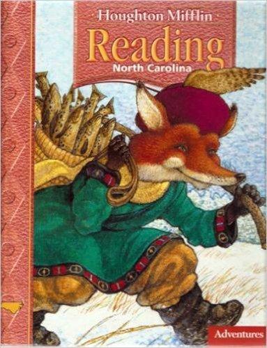 9780618619511: Houghton Mifflin Reading North Carolina: Student Edition Level 2.1 Adventures 2006