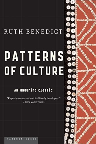 9780618619559: Patterns of Culture