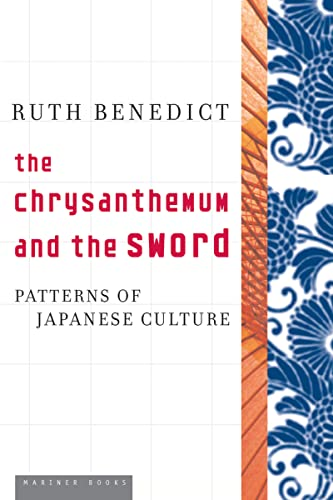 9780618619597: The Chrysanthemum and the Sword: Patterns of Japanese Culture