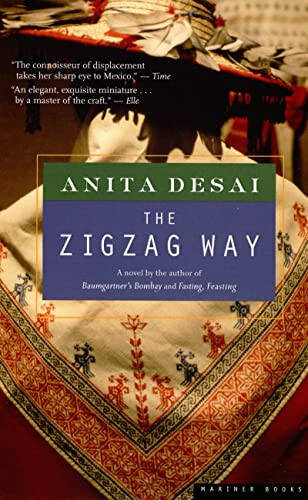 The Zigzag Way (0618619801) by Anita Desai