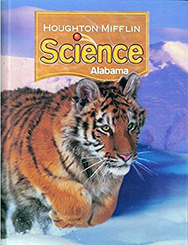 9780618624676: Houghton Mifflin Science Alabama: Student Edition Grade 5 2007