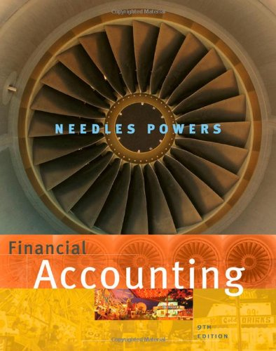 9780618626762: Financial Accounting