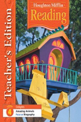 9780618628636: Houghton Mifflin Reading, Grade 2, Theme 4, Teacher's Edition