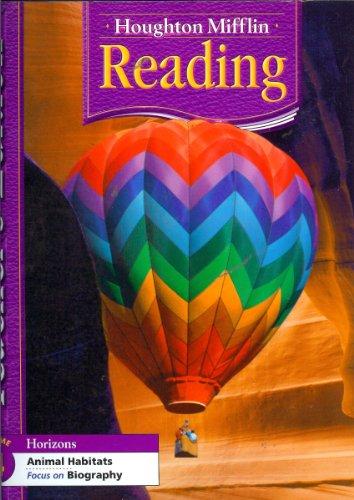 9780618628704: Houghton Mifflin Reading, Grade 3, Teacher's Edition, Theme 4