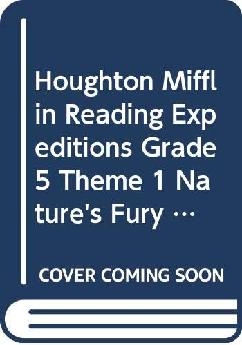 9780618628773: Houghton Mifflin Reading Expeditions Grade 5 Theme 1 Nature's Fury, Teacher's Edition: Focus On Tall Tales