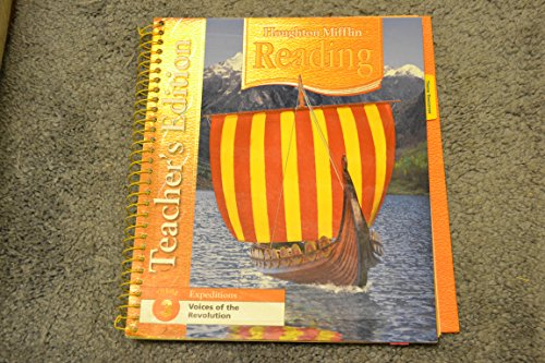9780618628902: Houghton Mifflin Reading Expeditions Grade 5 Theme 3 Voices of the Revolution, Teacher's Edition
