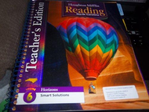 9780618629466: Houghton Mifflin Reading North Carolina: Teacher's Edtn Theme 6 Level 3 2006