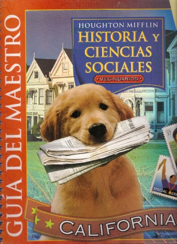 Houghton Mifflin Social Studies Spanish: Teachers Edtn Level 2 2007 (Spanish Edition): MIFFLIN, ...