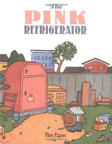 9780618631544: The Pink Refrigerator