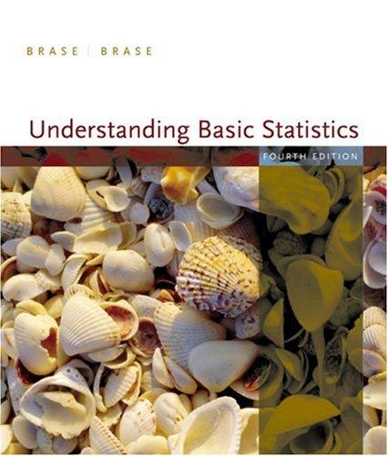 9780618632275: Understanding Basic Statistics