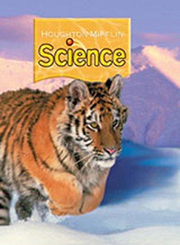 9780618634545: Houghton Mifflin Science: eScience Student Edition CD-ROM Grade 5 2007