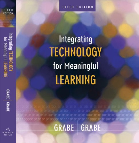 9780618637010: Integrating Technology for Meaningful Learning