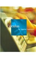 9780618638666: Calculus: An Applied Approach