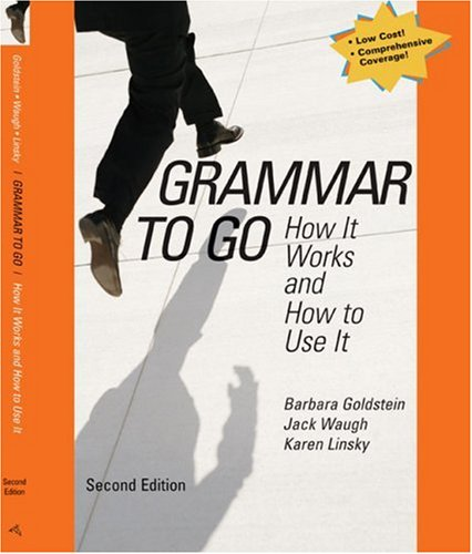 9780618639489: Grammar to Go: How It Works and How to Use It
