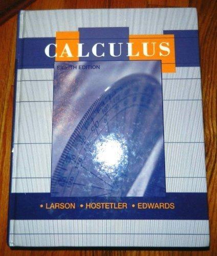9780618639694: Calculus Eighth Edition Revision Custom Publication 2005 publication.