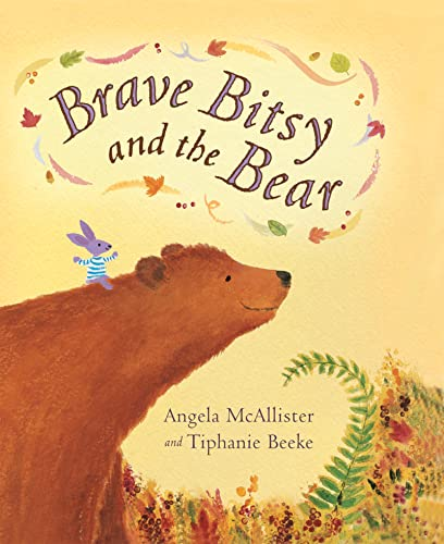 9780618639946: Brave Bitsy and the Bear