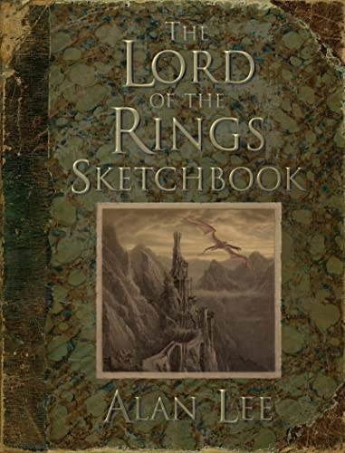 9780618640140: The Lord of the Rings Sketchbook