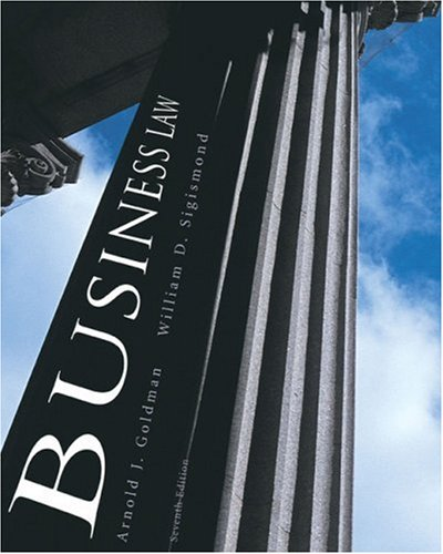 9780618640799: Business Law: Principles and Practices, 7th Edition