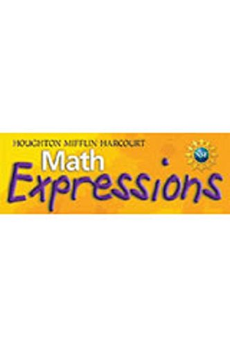 9780618641123: Math Expressions: Homework and Remembering, Vol. 1