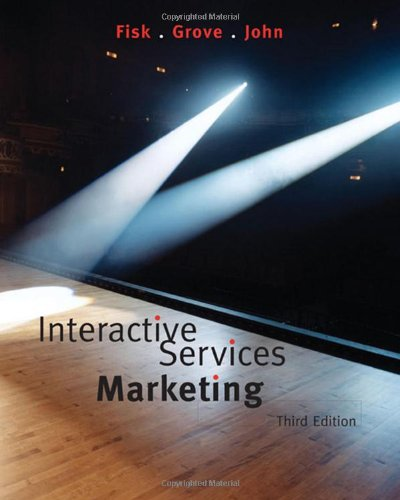 9780618641802: Interactive Services Marketing