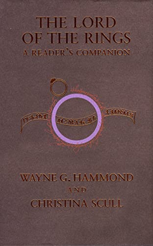 9780618642670: The Lord of the Rings: A Reader's Companion