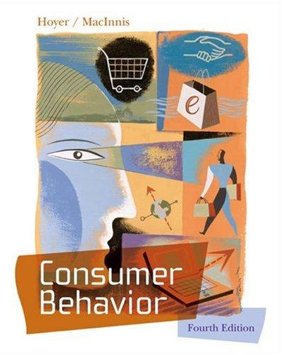 9780618643721: Consumer Behaviour