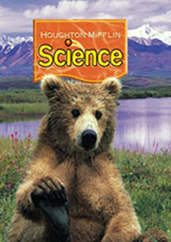 Houghton Mifflin Science California: Big Book Unit A Level 2 (Hm Science 2006): HOUGHTON MIFFLIN