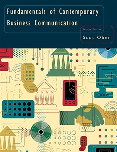 9780618645176: Fundamentals of Contemporary Business Communication (2nd Edition)