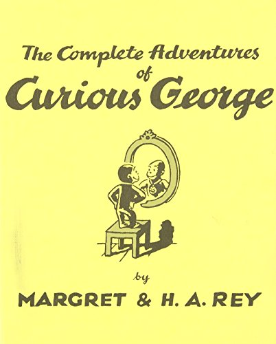 9780618645503: The Complete Adventures of Curious George