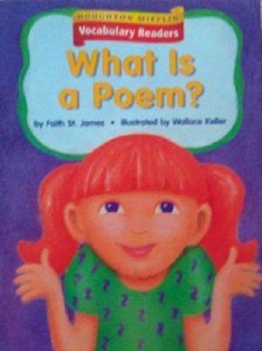 Houghton Mifflin Vocabulary Readers: Theme 1 Focus: HOUGHTON MIFFLIN